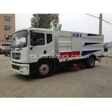 Model Baru D9 Vacuum Road Sweeper Sweeper